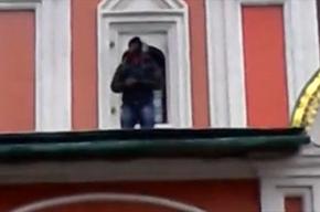 С крыши храма на Красной площади кричали «Аллах Акбар»