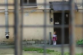 На улице в Москве найдена 1,5-годовалая девочка
