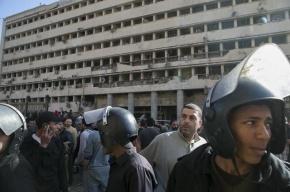 Третий за сегодняшний день взрыв прогремел в столице Египта