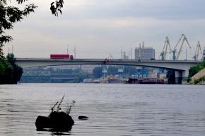 Поскользнувшийся прохожий погиб, упав с моста в Москву-реку