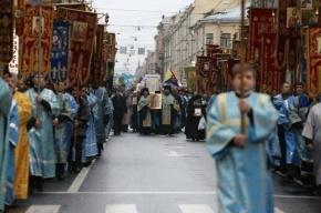 МЧС проверило пожарную безопасность в 108 храмах Петербурга