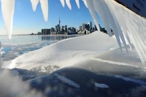 В США прогнозируют 50-градусные морозы