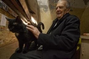 В Башкирии Мурка спасла хозяина от смерти в пожаре