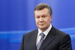 Виктор Янукович затемпературил и взял больничный