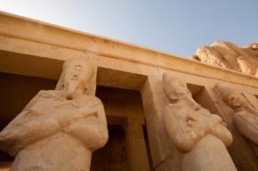 Археологи обнаружили гробницу неизвестного ранее фараона