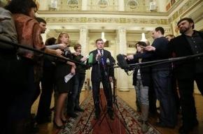 Спикер ЗС Вячеслав Макаров: Иностранные инвестиции повысят уровень жизни петербуржцев