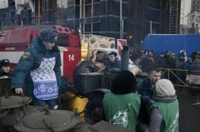 Дарам волхвов в Петербурге в четверг поклонились 70 тысяч человек