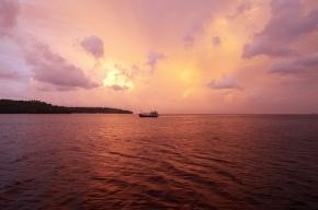 В Тихом океане спасли мексиканца, проведшего в море 16 месяцев