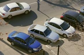 Парковочные места в Москве укоротят на метр