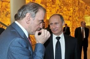 Путин послушал хор тысячи детей в Мариинском театре