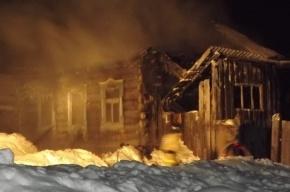 Мать с четырьмя детьми погибла при пожаре в Удмуртии