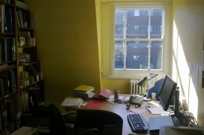 Ученые выяснили, где находится лучшее место в офисе
