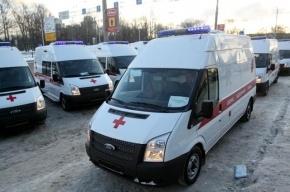 Бригаду «скорой помощи» избили на вызове в Пушкине