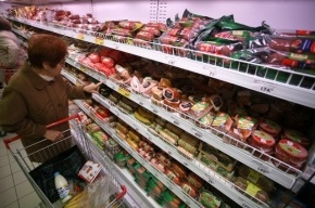 В Петербурге оштрафованы три крупные торговые сети за продажу опасных продуктов