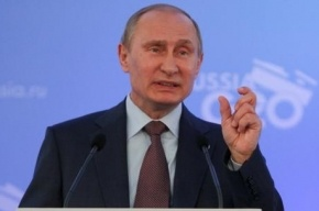 Путин поручил правительству перевести российскую науку на гранты
