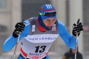 Россияне Вылегжанин и Крюков выиграли спринт на Кубке мира по лыжам