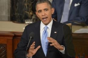 Барак Обама поддержал участников протеста на Украине