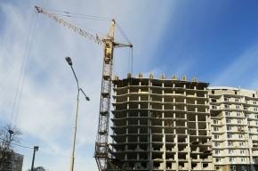 Упавшие бетонные блоки убили двух человек на стройке в Петербурге