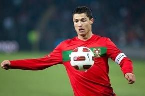Криштиану Роналду получил «Золотой мяч»