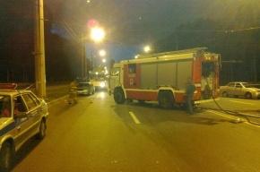 26-летний мужчина разбился в ДТП на Софийской улице в Петербурге