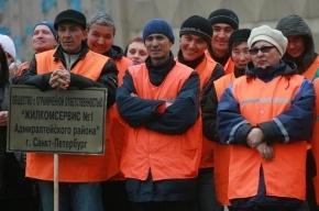 За плохую уборку в праздники жилконторы Петербурга оштрафованы почти на 6 млн