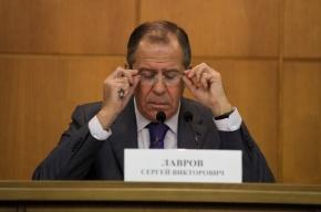 Лавров: Россия делает все, чтобы не допустить раскола Украины
