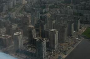 В Невском районе построят две 140-метровые жилые башни «Петр Великий» и «Екатерина Великая»