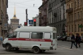 В ДТП со «скорой» на Муринском проспекте пострадали четверо