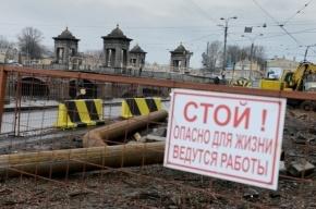 Старо-Калинкин мост частично откроют на выходных