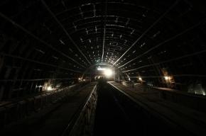 Свая пробила тоннель Замоскворецкой линии московского метро