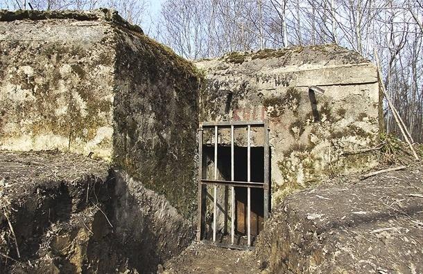 Петербуржцы своими силами восстановили ДОТ в Купчино