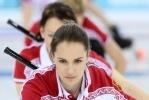 Керлинг, женщины, Россия – Швеция: счет 5:4 в пользу Швеции: Фоторепортаж