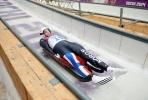 Олимпиада, мужчины, одиночные сани: Фоторепортаж