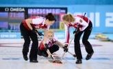 Фоторепортаж: «Керлинг, Россия – США: результат 9:6 в пользу России»