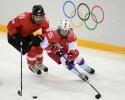 Россия – Швейцария, хоккей, женщины: счет 1:2 в пользу Швейцарии: Фоторепортаж