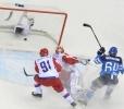 Россия – Финляндия, хоккей, Сочи 2014: счет 3:1 в пользу Финляндии: Фоторепортаж