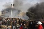 Фоторепортаж: «Киев, майдан, революция, 19 февраля 2014»