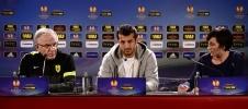 Генк - Анжи: перед матчем 1/16 финала ЛЕ 28 февраля : Фоторепортаж