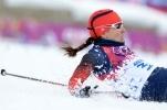 Фоторепортаж: «Российские лыжницы в женском спринте»