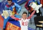 Скоростной бег на коньках, женщины 5000 м, Анна Чернова и Ольга Граф: Фоторепортаж
