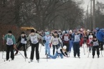 В «Лыжне России» в Петербурге приняли участие 32 тысячи человек : Фоторепортаж