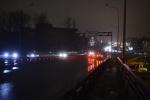 Тьма на Пискаревском путепроводе: Фоторепортаж