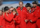 Фоторепортаж: «Церемония закрытия XXII Зимних Олимпийских игр в Сочи »