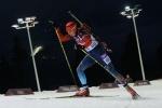 Биатлон, женщины, 10 км, гонка преследования: российские биатлонистки: Фоторепортаж