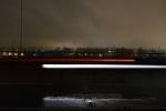 Фоторепортаж: «Тьма на Пискаревском путепроводе»