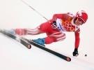 Тина Мазе и Доминика Гизин, горные лыжи: Фоторепортаж