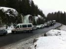 Девять человек погибли в столкновении автобуса и лесовоза в Ленобласти: Фоторепортаж