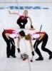 Керлинг, Россия – США: результат 9:6 в пользу России: Фоторепортаж