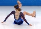 Фигурное катание, короткая программа, 19 февраля, Юлия Липницкая: Фоторепортаж
