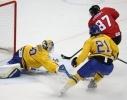 Швеция – Канада, финал Сочи 2014: Фоторепортаж